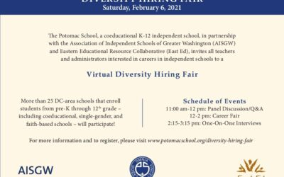 Virtual Diversity Hiring Fair